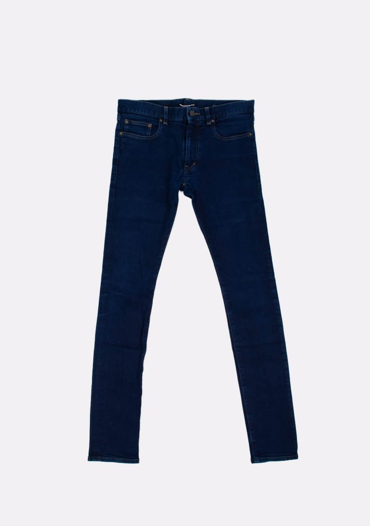 hedi-slimane-2013-collection-dark-blue-slim-fit-style-jeans