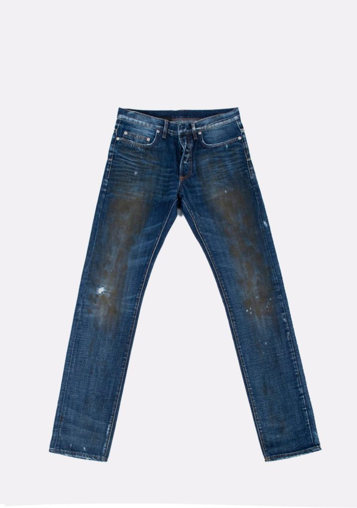 dior-homme-slim-fit-style-blue-stained-jeans