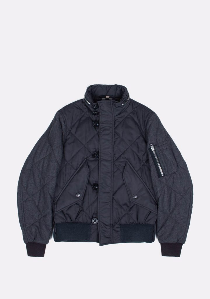 burberry-gray-quilted-slightly-padded-jacket