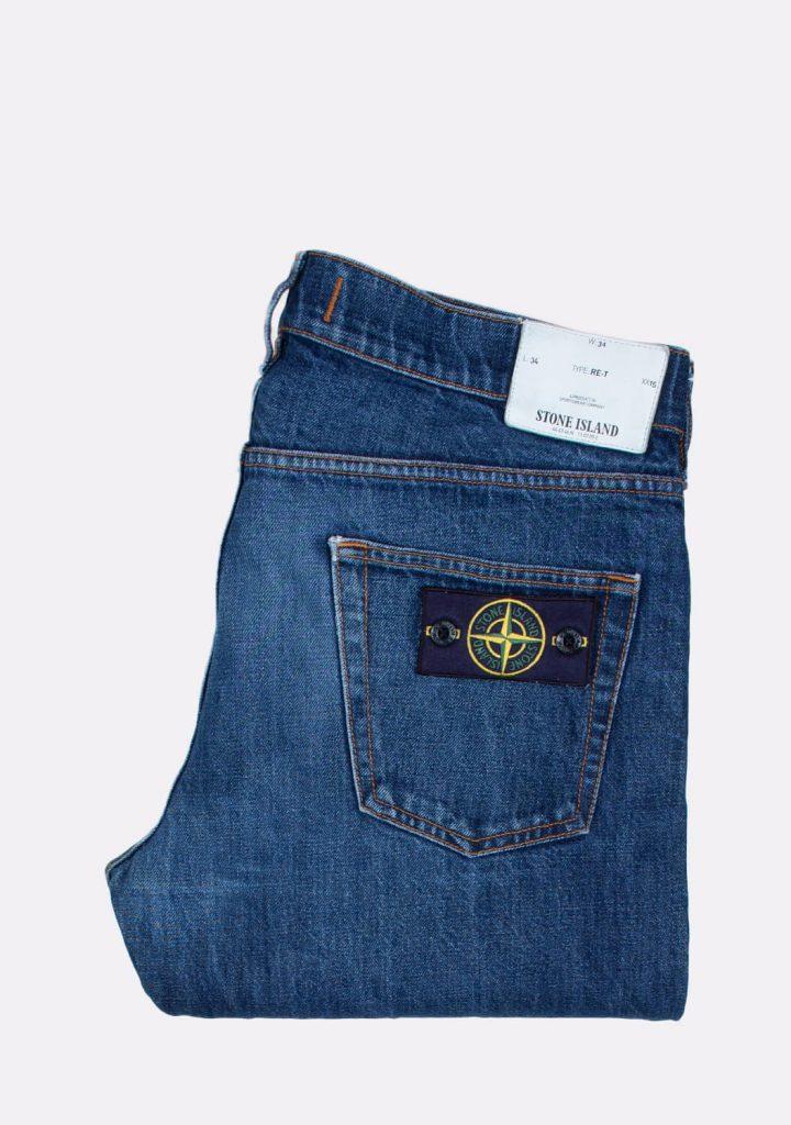 blue-jeans-with-a-stone-island-logo