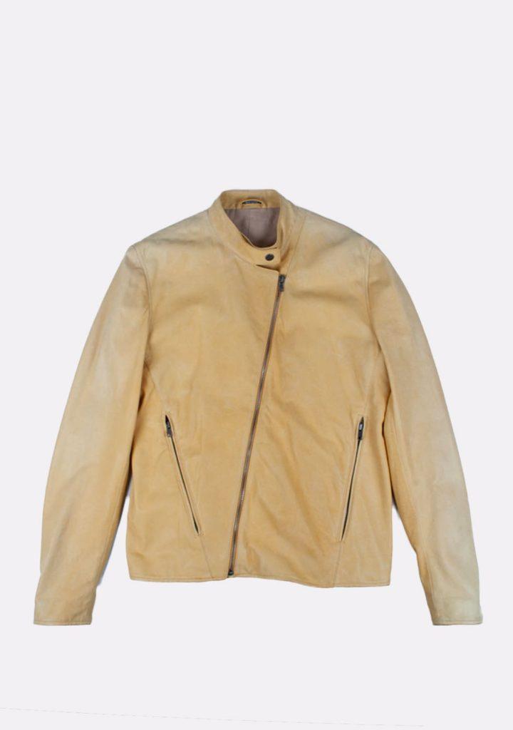 maison-margiela-pale-yellow-leather-jacket