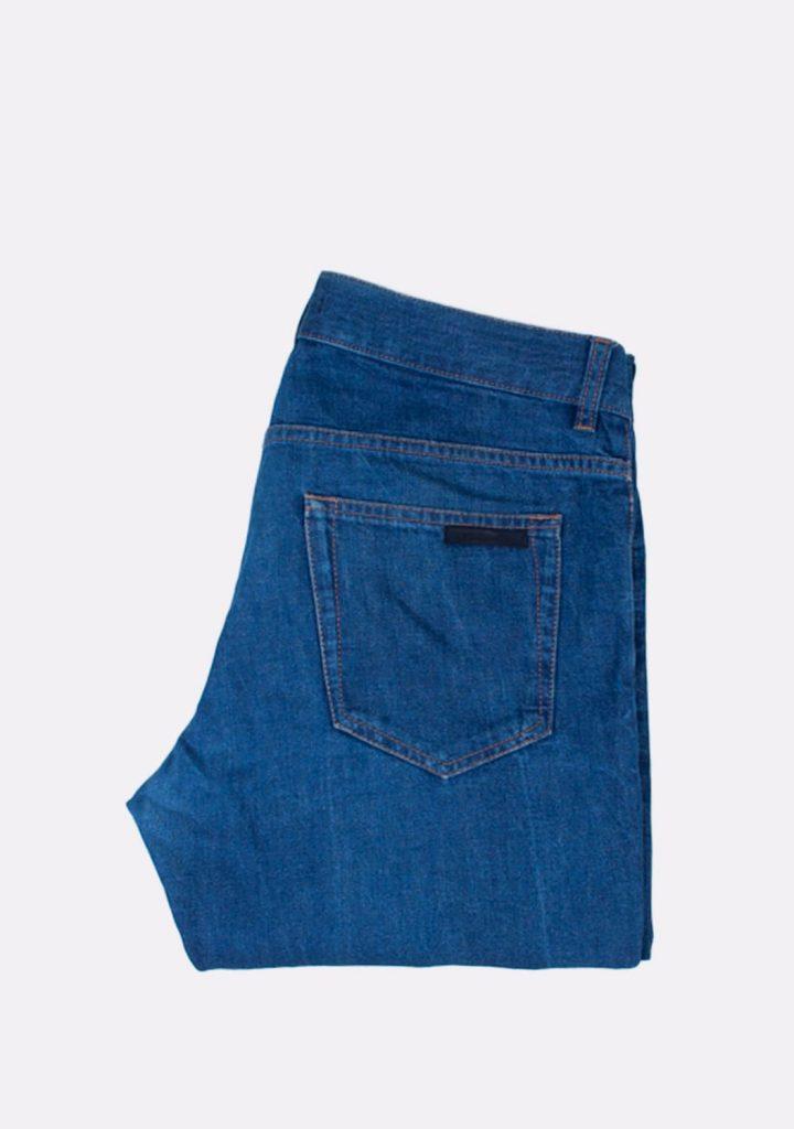 prada-preloved-blue-color-slim-fit-jeans