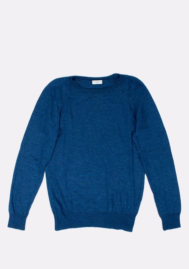 dries-van-noten-preloved-blue-color-sweater